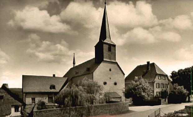 Kirche Monzelfeld alt_001