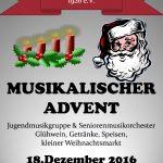 Wandergruppe Monzelfeld - zum Advent