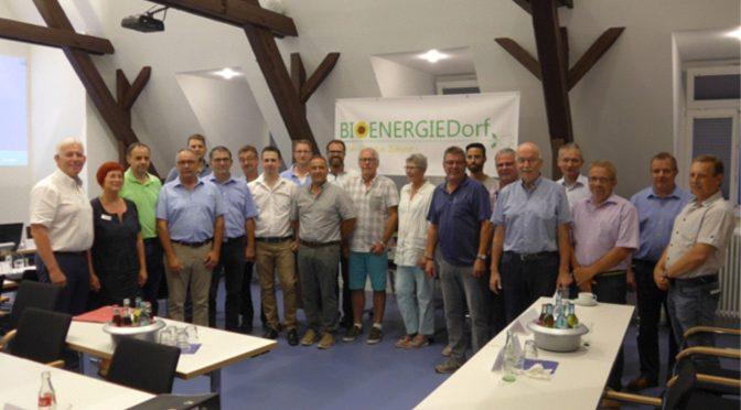 Treffen der Bioenergiedörfer